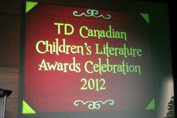 TD Canadian Children's Literature Award