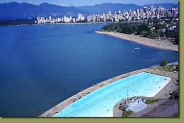 Vancouver's Kitsilano Pool
