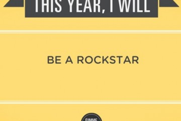 What will you be this year? Healthy and happy we hope.