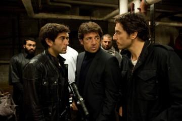 3 of 5 superbly cast actors in Five Brothers (Comme les cinq doigts de la main)