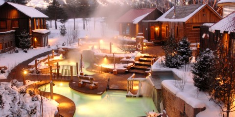 Scandinave Spa Blue Mountain