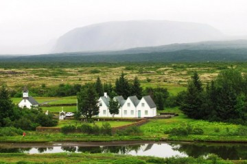 Iceland houses