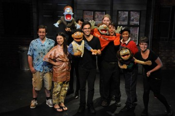 Avenue Q Cast Photo: Seanna Kennedy Photography