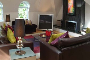Lounge Adrienne Chinn style