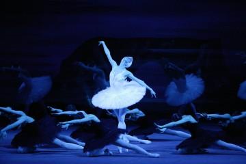 Maria Alexandrova stuns as Odette