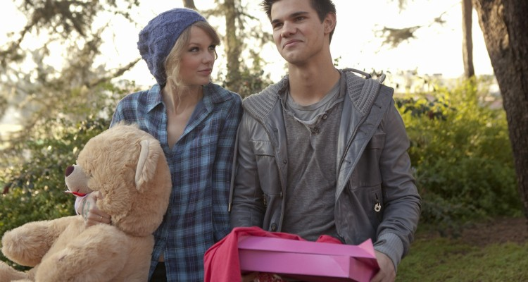 Valentines Day Movie Taylor Swift Taylor Lautner Thesceneinto
