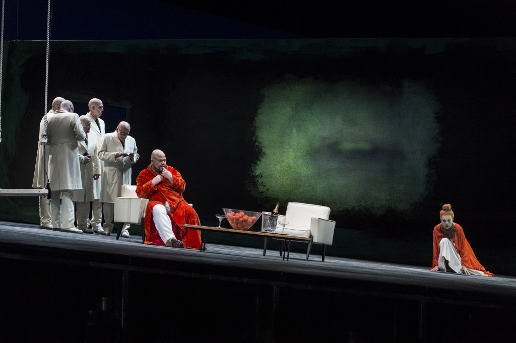 A scene from the Canadian Opera Company's production of Salome