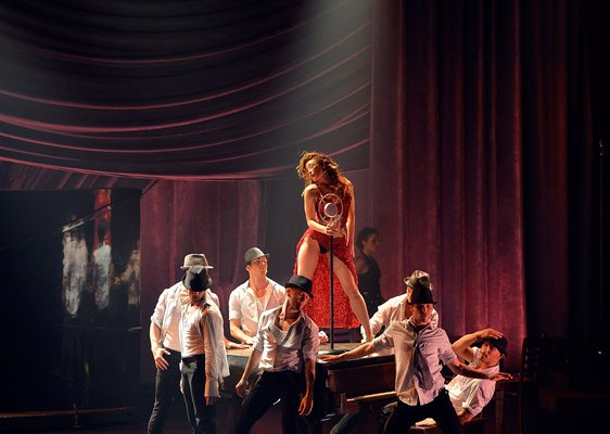 Catch the dancers of Shaping Sound in their only Canadian stop