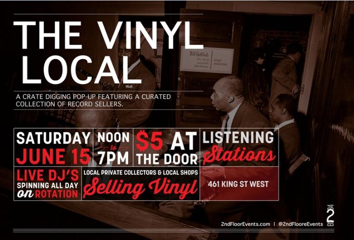The Vinyl Local