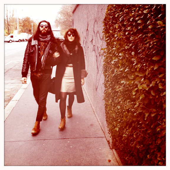Widowspeak garnered a lot of attention after their music got featured on American Horror Story