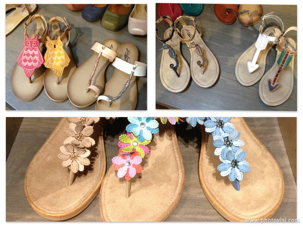 Lucky Brand Sandals Spring Summer 2014 trends