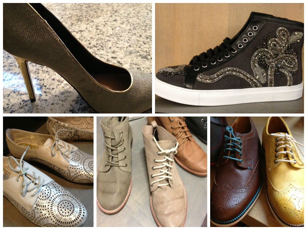 Town Shoes Spring summer shoe trends 2014