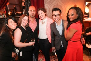 Cityline Celebrates its 30th Anniversary at Parlour (Tracy Moore and guests)