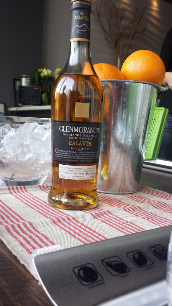 Glenmorangie Ealanta, Private Edition, Whisky Glenmorangie Ealanta, Private Edition, Whisky