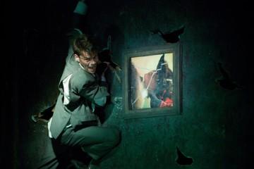 Mirvish, Royal Alexandra Theatre. Metamorphosis by Franz Kafka. Björn Thors as Gregor. Photo: Simon Kane