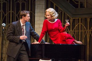 Dan Chameroy & Raquel Duffy in Soulpepper's Idiot's Delight