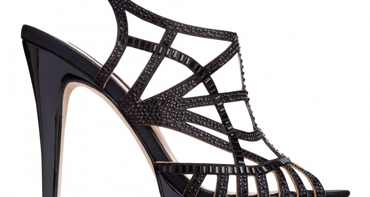 Jeanne Beker Shoes for The Shoe Company, Spring 2014