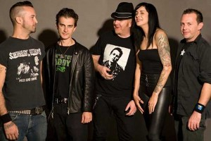 Tattoo Queen West is where you'll catch Irish-born, Canadian punk band The Mahones .
