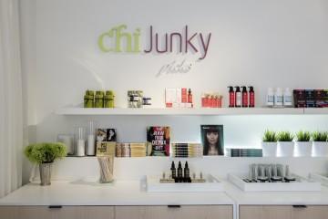 Chi Junky Interior, Leslieville, Rachelle Wintzen