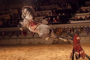 Medieval Times Photo: BlogTO