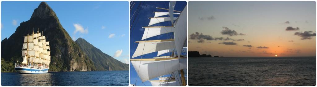 Royal Clipper Cruise, Western Caribbean
