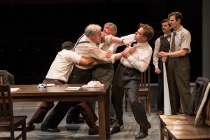 Twelve Angry Men, Tony DeSantis, Joe Cobden, Joseph Ziegler, Jordan Pettle & Tim Campbell.