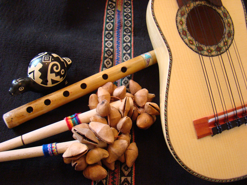 South American Musical Instruments Thesceneinto: Usa Cultural Musical Instrument At Usa Maps