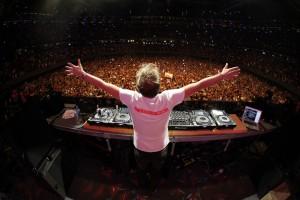 Armin Van Buuren plays VELD music festival at Downsview Park