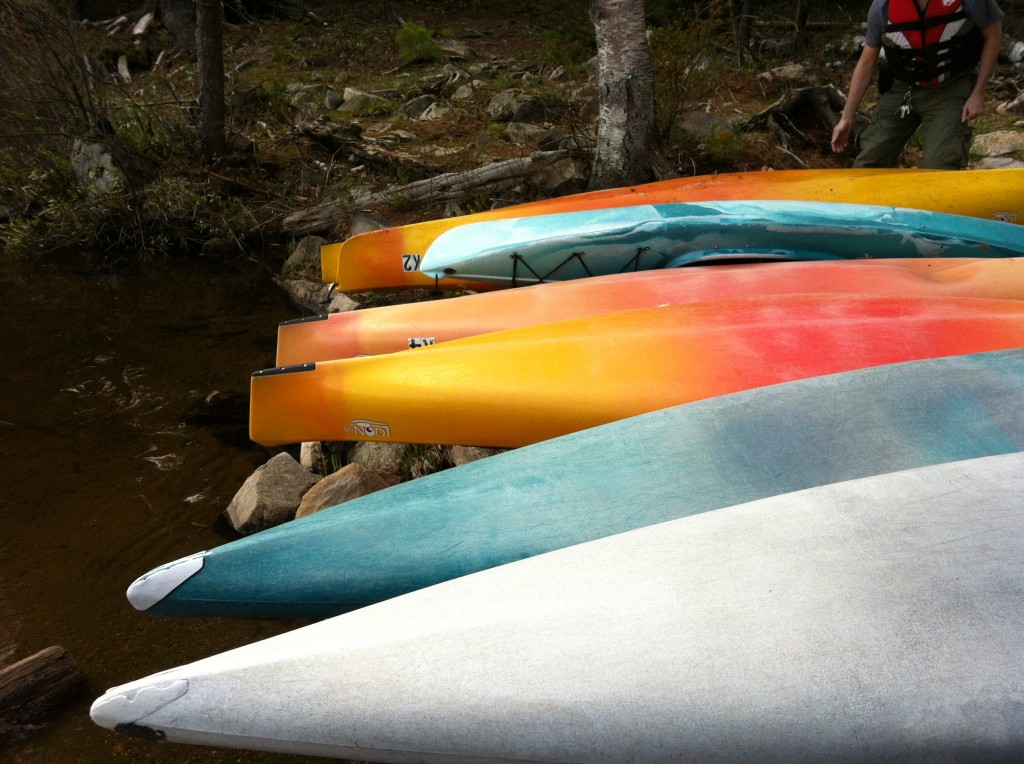 Urban kayaking is a great way to have fun on the water, explore our waterways and even meet new people.