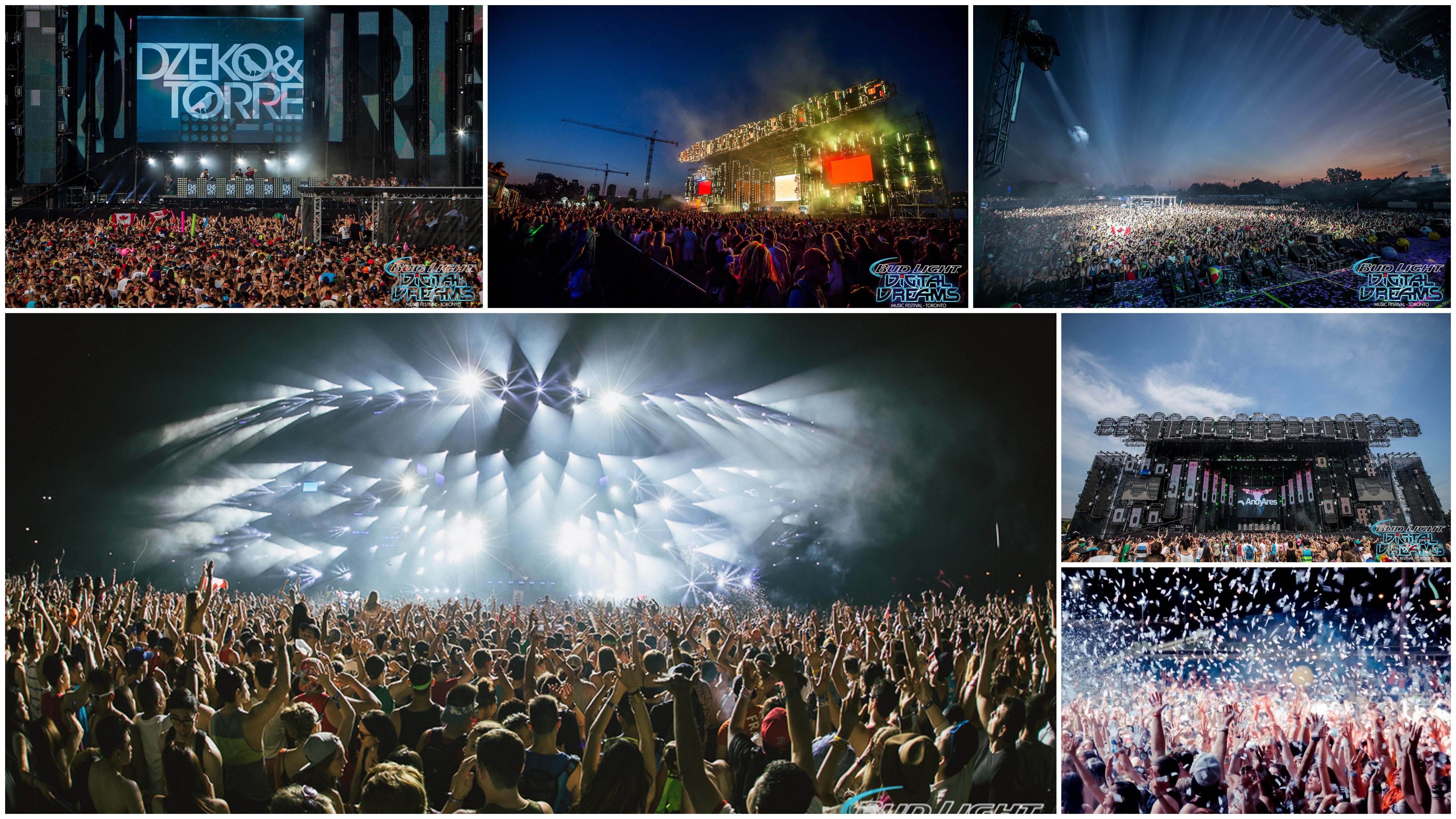 EDM and Digital Dreams Toronto proves to be King