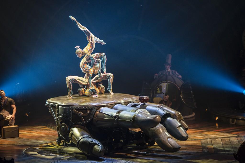 Cirque du Soleil: Contorsion