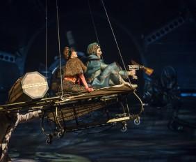 Cirque du Soleil : Rola Bola