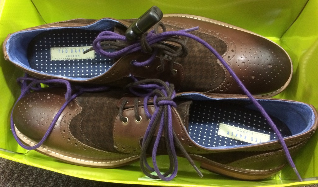 These Ted Baker London men's oxfords are definitely in the bag. Find these and many more options for men.