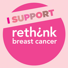 Support Rethink Breast Cancer