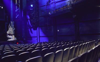 Panasonic Theatre, Mirvish. Toronto,