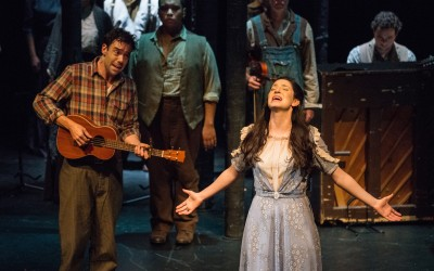 Mike Ross, Hailey Gillis & the Spoon River ensemble