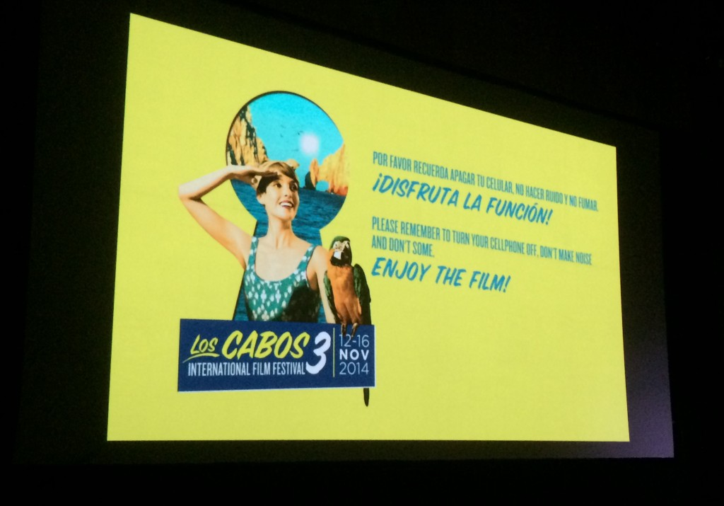 #UNSTOPPABLE Los Cabos Film Festival