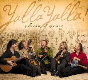 Sultans of String play Koerner Hall, December 4th.