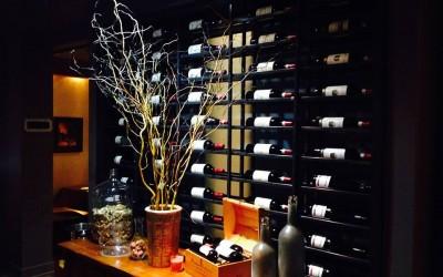 inTO: Schnitzel Hub Wine Bottles