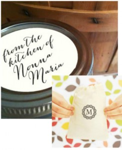 Holiday Gift Guide for Her: Pretty in Ink Stamps