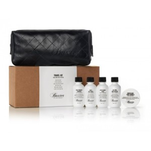 Holiday Gift Guide for Men: Baxter of California Travel Kit and Dopp Bag