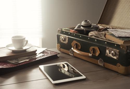 Destination safe travels.