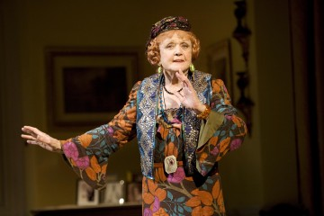 Angela Lansbury Blithe Spirit. Mirvish. TheSceneinTO.com