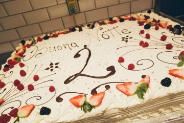 Buonanotte 2 year birthday cake