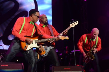 Jamaica Jazz and Blues Festival 2015. The Scene inTO