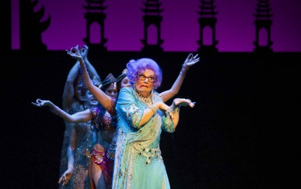Dame Edna's Glorious Goodbye - The Farewell Tour, theSceneinTO, inTO, toronto theatre