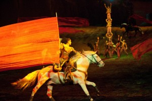 Cavalia Odysseo: Larger than Life. The Tribe 3 / Tribu 3 | Credits: François Bergeron
