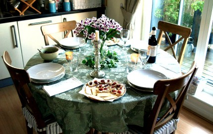 Create a Downton Abbey Dinner Party. TheSceneinTO.com