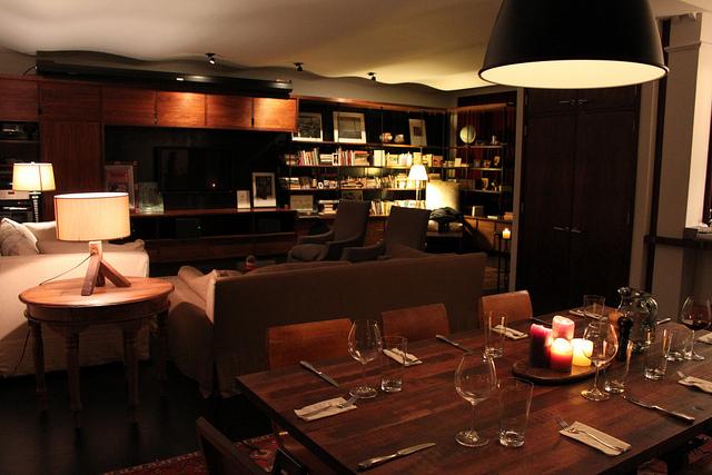 Create a Downton Abbey Dinner Party.  TheSceneinTO.com