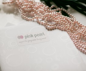 Black White Pink. Pink Pearl Fndt. View More: http://nataschiawielink.pass.us/pink-pearl-proofs-1